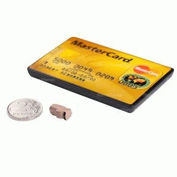 Микронаушник LIGHT и гарнитура BT-Card (без петли)