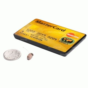 Микронаушник Micro и гарнитура BT-Card