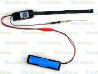 Микрокамера с микронаушником для сдачи экзаменов и ЕГЭ Q-11