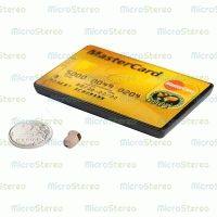 Микронаушник Micro Plus и гарнитура BT-Card (без петли)
