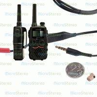 Микронаушник Micro Plus и гарнитура Radio